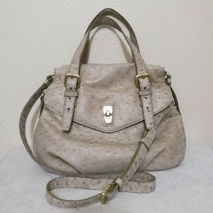 🆕♥️ Marc by Marc Jacobs Faux Ostrich Leather Bag